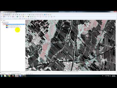 Sentinel-1: Stacking imagery and visual change analysis