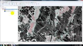 Sentinel-1: het Stapelen van beelden en visuele verandering analyse