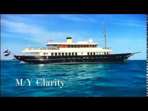 Motor Yacht CLARITY Chartering the Bahamas