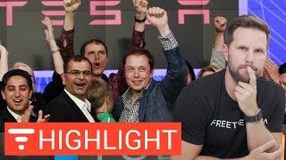 No, Tesla is NOT Going Bankrupt [highlight]