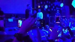 Хлеб - Плачу на техно Live (Саратов 2.12.2017)