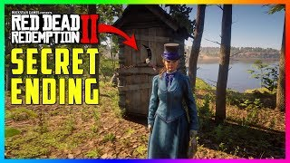 What Happens If You Bring Penelope Braithwaite To Their SECRET Outhouse In Red Dead Redemption 2?