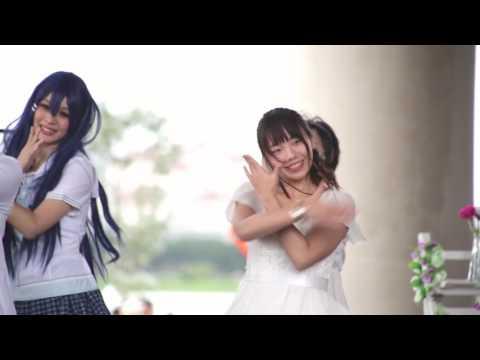 【EOY 2016】Megu Megu Fire Endless Night - Mass Dance【Miko/みこ X EOY Performers】