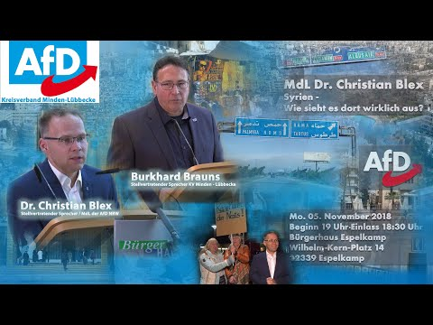 Dr. Christian Blex
