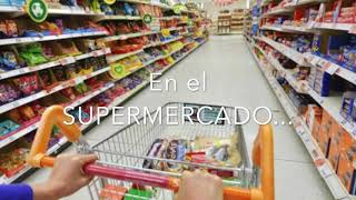 #CORONAVIRUS  ENEMIGO INVISIBLE, episodio numero 3 - EN EL SUPERMERCADO