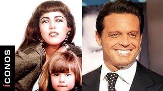 Lo difícil que fue aceptar la paternidad para Luis Miguel. ...