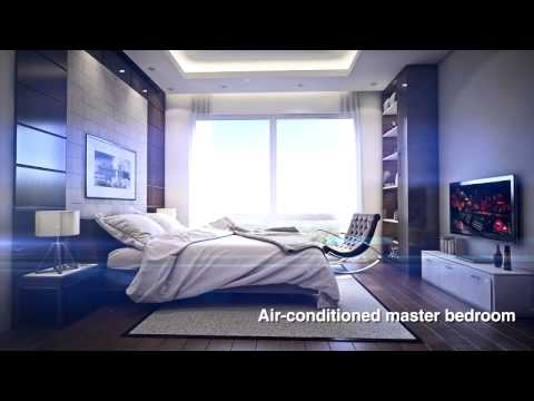 Meridian Splendora - Luxirtious AC Apartment near Dum Dum Metro Station, Kolkata
