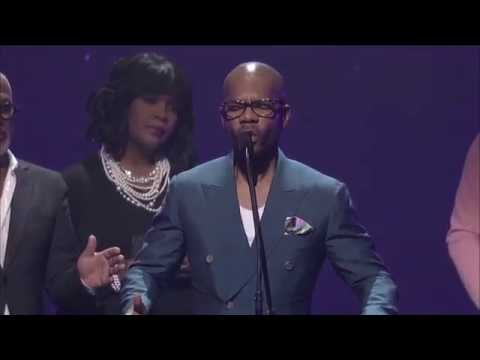 BJ the DJ - Kirk Franklin Gives A moving Speech