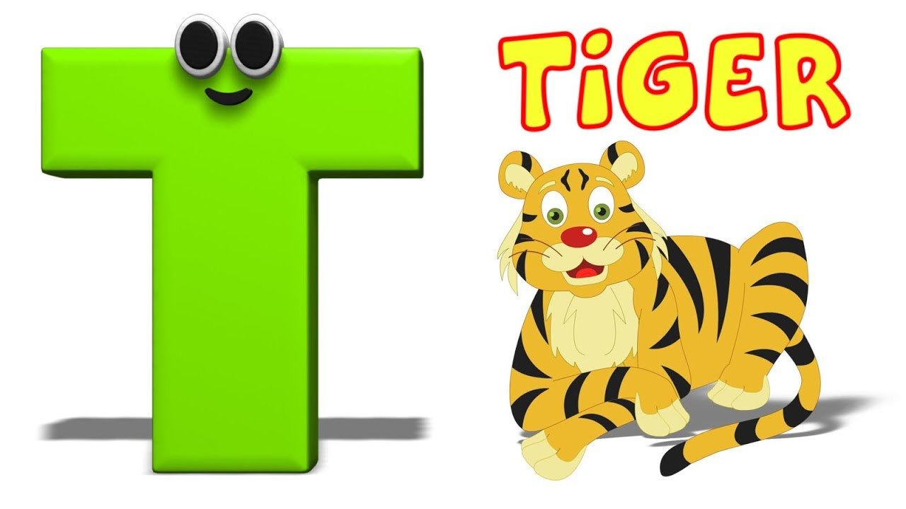 Phonics Letter T Song