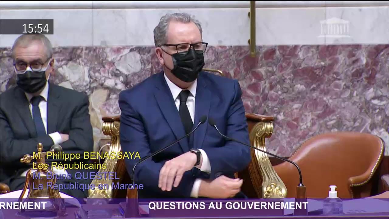 Question au gouvernement concernant l'annonce de SANOFI de la suppression de postes dans la R&D