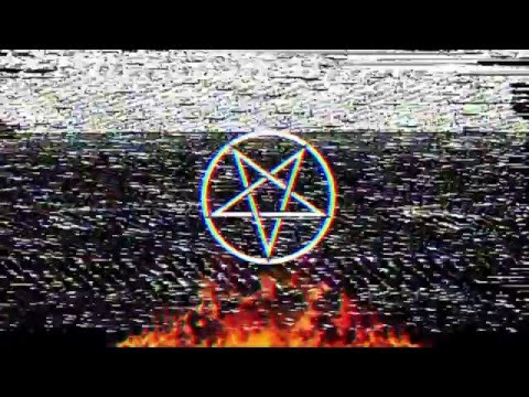 80s and 90s vhs intro logo (Death is Coming Underground)