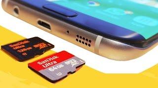 Samsung Galaxy S7 / S7 Edge Micro SD Card / Sim Card Install