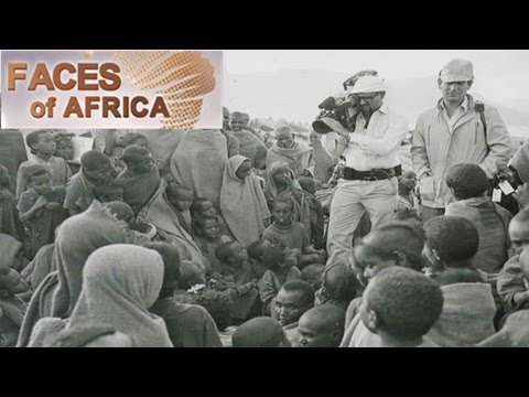 Faces of Africa— Mohamed Amin: The man who moved the world part 1 09/18/2016