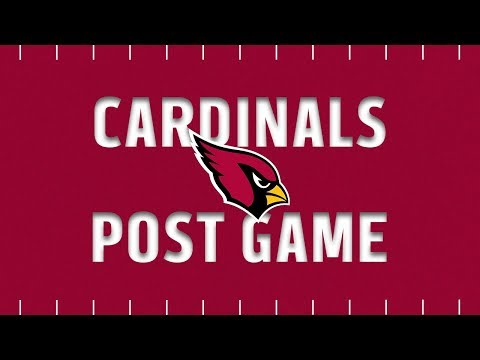Sam Bradford Postgame Press Conference