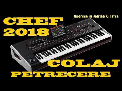 Colaj Muzica de petrecere Chef 2018 Hore Sarbe 30 Minute fara pauza