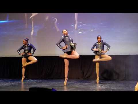 Hiplet Ballerinas @Cusp Conference,Chicago _part 2- Innovation, Creativity, Design,Disciplined Fun-