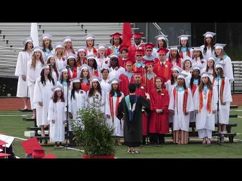 Million Dreams from The Greatest Showman - Pocono Mountain East High School Chorus 2019
