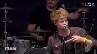 Kodaline - Love Like This Live @ Lollapalooza 2014