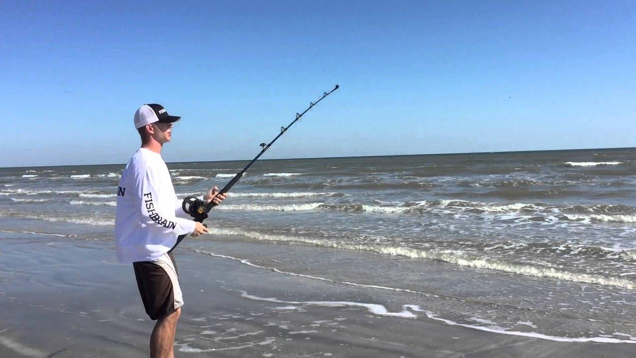 Season 2 episode 4 surf fishing for shark 2 bull sharks for Surf fishing for sharks