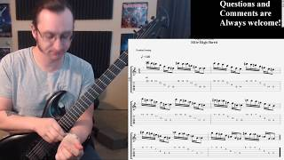 Guitar Log #79 - Day 5 of the Economy/Sweep Picking Riff