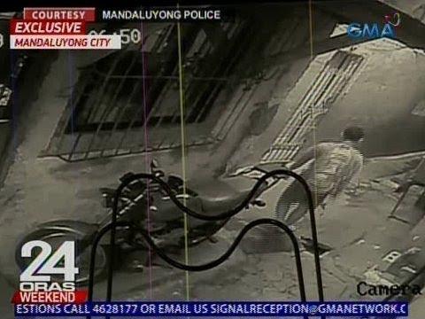 24 Oras: Bahay ng 2 guro sa Mandaluyong, pinasok ng mga magnanakaw