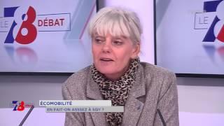 78 Le débat – en fait-on assez pour l'écomobilité à Saint-Quentin-en-Yvelines ?