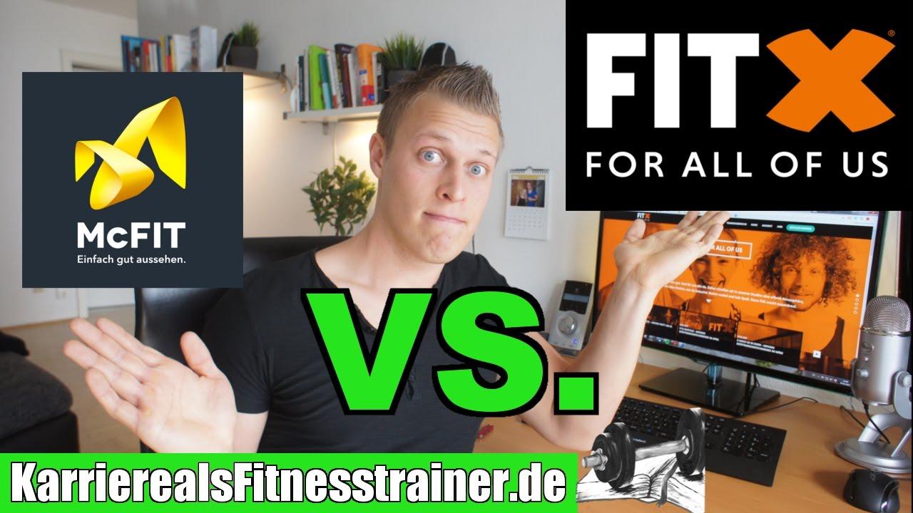 So greift FitX Mc Fit an! Wird FitX Marktführer? #Studioanalyse4 ...