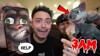DO NOT MAKE TALKING TOM VOODOO DOLL AT 3AM!! (IT ACTUALLY WORKS)