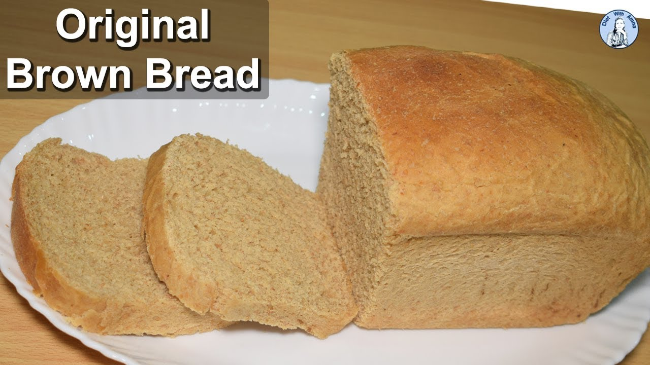 Perfect Brown Bread Without Oven Easy Whole Wheat Bread Recipe Life With Amna