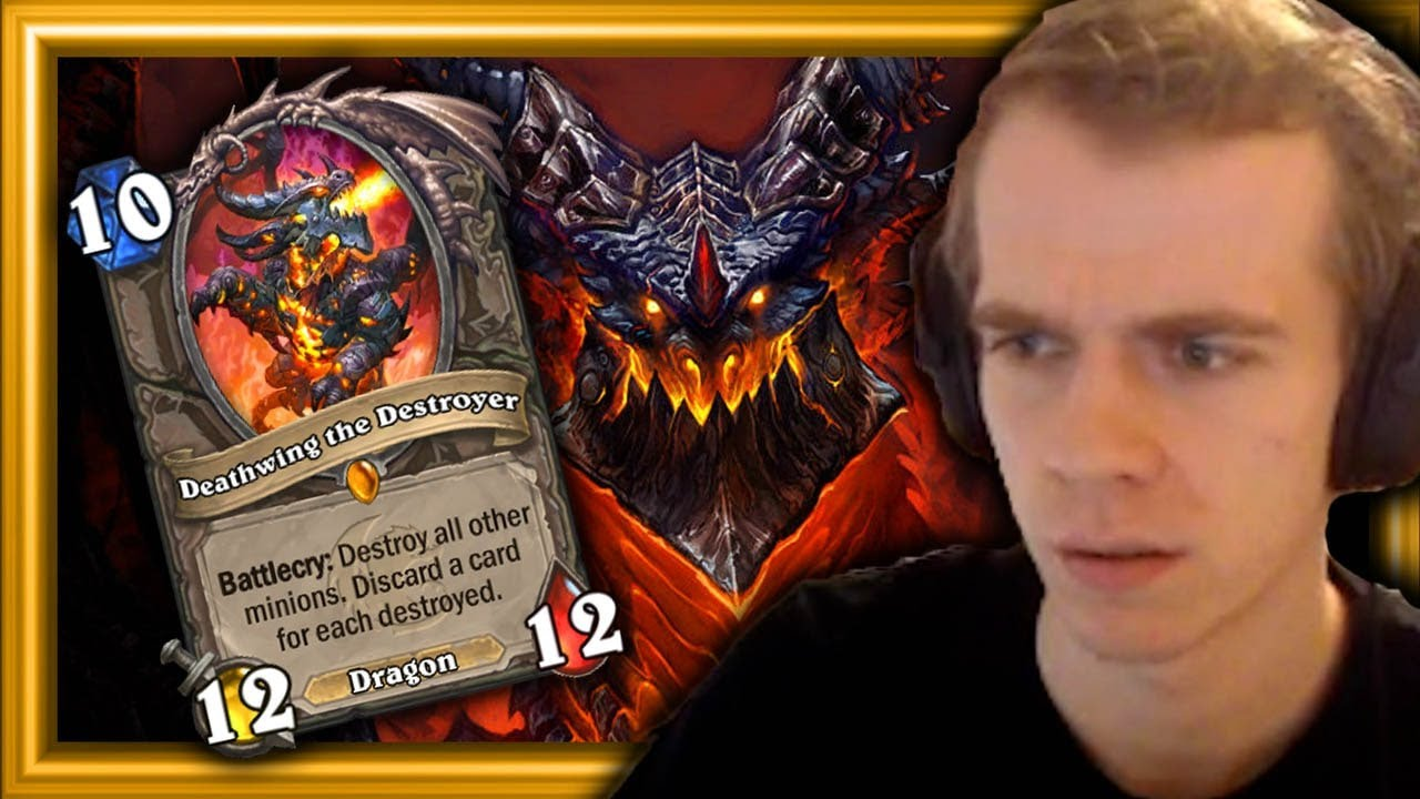 This Card Is SO BROKEN In ARENA!!