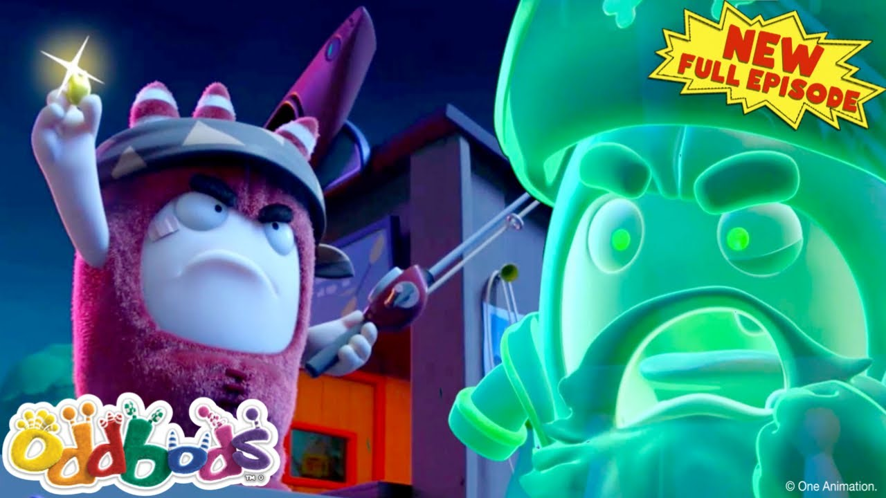 ODDBODS HALLOWEEN MOVIE 2020 | Oddbeard's Curse | NEW Full Episode Movie | Cartoons For Kids