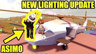 [FULL GUIDE] NEW JAILBREAK LIGHTING UPDATE is HERE!!! | Roblox Jailbreak Update and Codes