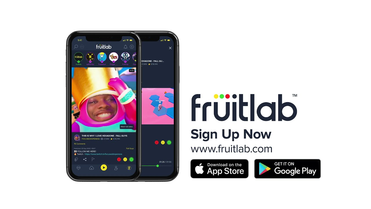 The Alternative Content Platform | FruitLab
