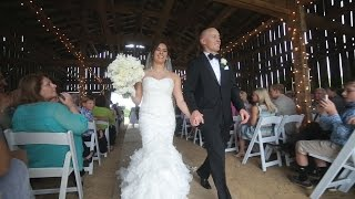 BEAUTIFUL Farm Wedding in Kentucky
