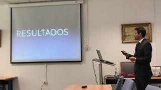Defensa título de Doctor  por la Universidad de Sevilla. Por Antonio Moro Pantoja