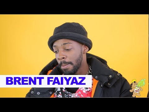 Brent Faiyaz Goes One On One With Little Bacon Bear