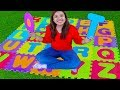 ABC Phonics Song | Learn English + Nursery Rhymes Sing-Along Kids Songs