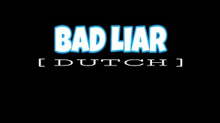 Download VIRAL BAD LIAR REMIX TERBARU 2020 | DUTCH MIX