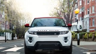 Тест-драйв Range Rover Evoque Test Drive рендж ровер эвок 2015