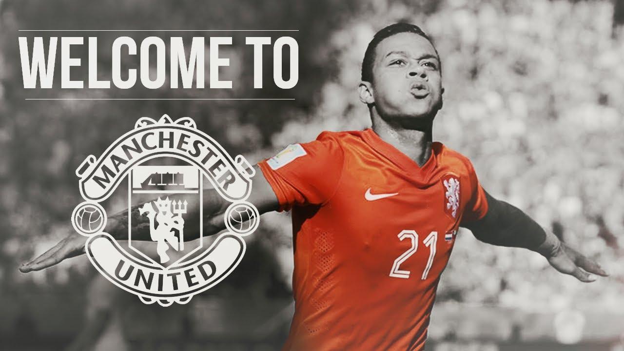 MEMPHIS DEPAY Wel E To MANCHESTER Man Utd Tribute FIFA15