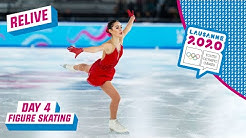 RELIVE - Figure Skating - W Single Free Skate - Day 4 | Lausanne 2020