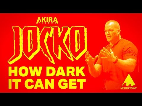 Jocko Willink | HOW DARK IT CAN GET | Meaningwave AMV | Akira The Don