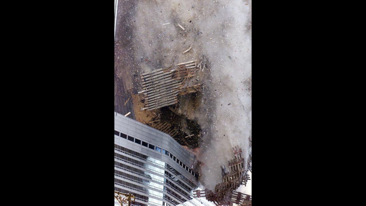 Stairway B Wtc North Tower : Ground zero youtube