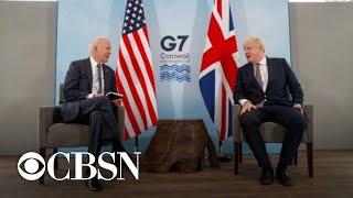 U.S. and U.K. leaders