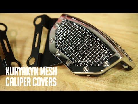 Kuryakyn Mesh Caliper Covers