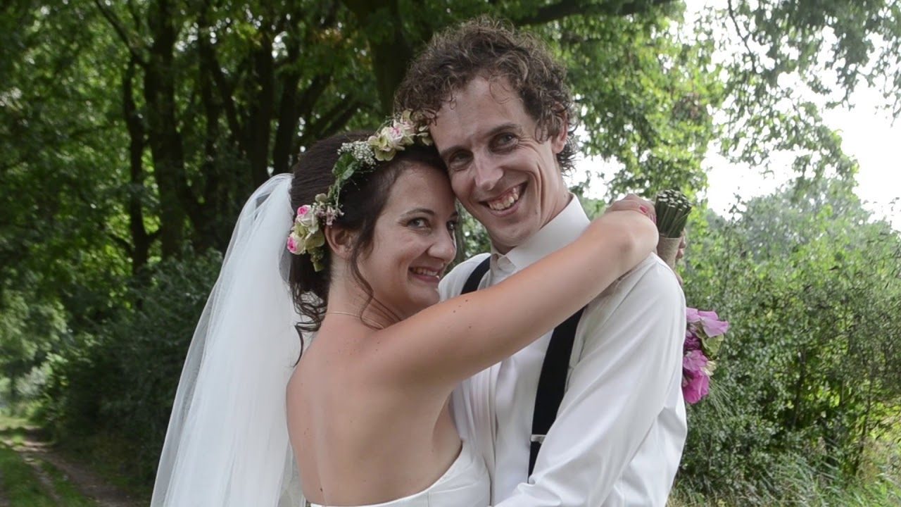 De bruiloft van Willeke & Jorrit   't Bruidssouvenirtje