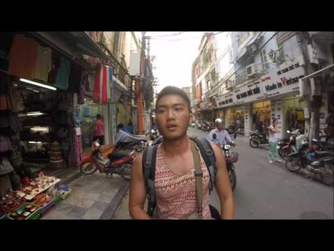 Vietnam || First Solo Trip - GoPro 3+
