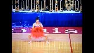 Olivia Wong Louisiana State Champion 2012