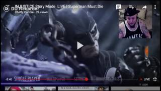 Video clip of CyberBat giving me a shout out