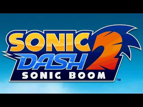 Sonic Dash 2: Sonic Boom (OST) Jungle Level Music Extended